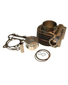 CYL. BLOCK ASSY GY6-125