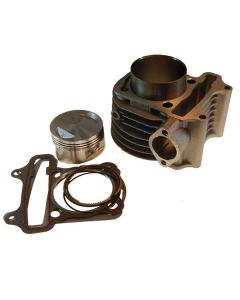CYL. BLOCK ASSY GY6-150