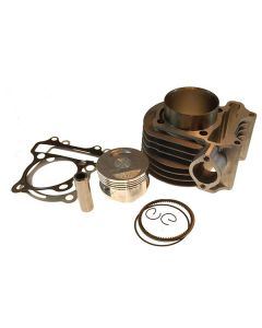 CYL. BLOCK ASSY GY6-180