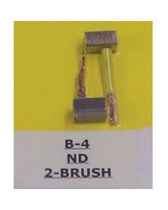 BRUSH KIT 2 BRUSH DENSO (B-4)