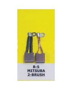 BRUSH KIT 2 BRUSH MITSUBA (B-5)