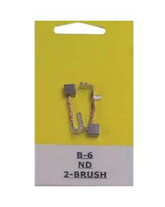 BRUSH KIT 2 BRUSH DENSO (B-6)