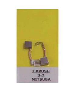 BRUSH KIT 2 BRUSH MITSUBA (B-7)