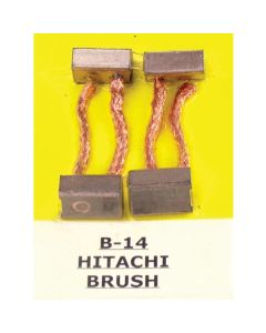 BRUSH KIT 4 BRUSH HITACHI