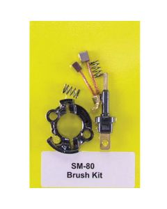 BRUSH HOLDER ASM 2 BRUSH MITSU (SM-80)