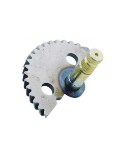 KICKSTART GEAR SHAFT GY6 50CC