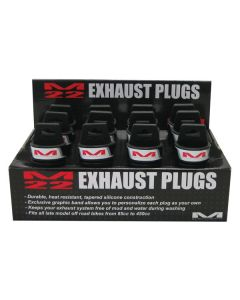 MATRIX M22 EXHAUST PLUG 12PK
