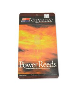 BOYESEN POWER REED