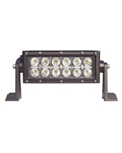 "8"" DOUBLE ROW 12X5W LED LIGHT"