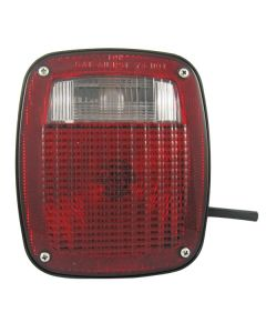 UNIVERSAL COMBINATION LAMP RED