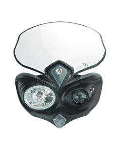 Acerbis Black Cyclope Headlight