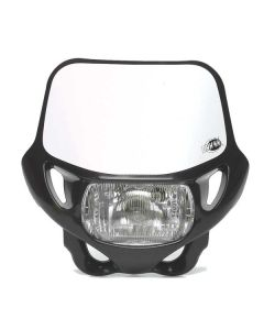 Acerbis Black DHH Certified Headlight