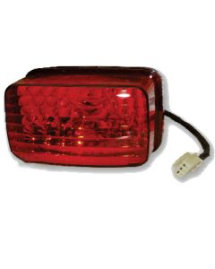 TAIL LIGHT LENS  VK/GRIZZLY