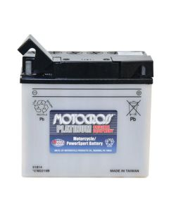 Motocross 51814 Battery