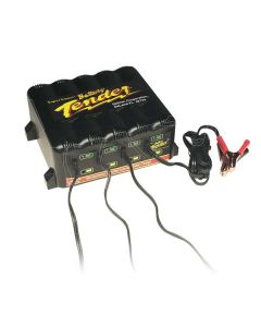 BATTERY TENDER 4-BANK 12V