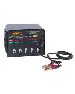 BATTERY TENDER 5-BANK 12V  2A