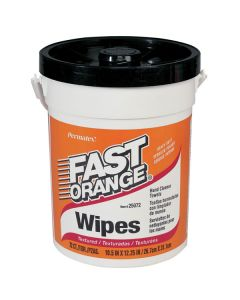 FAST ORANGE WIPES 72CNT BUCKET