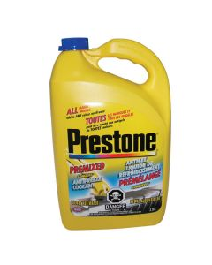 PRESTONE PREMIX COOLANT 3.78L CASE OF 6