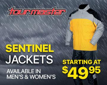 Tourmaster Sentinel Jackets