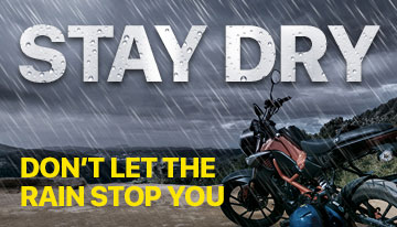 Stay Dry with Rain Products from Double R Distributing